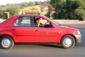 Petit taxi Fes