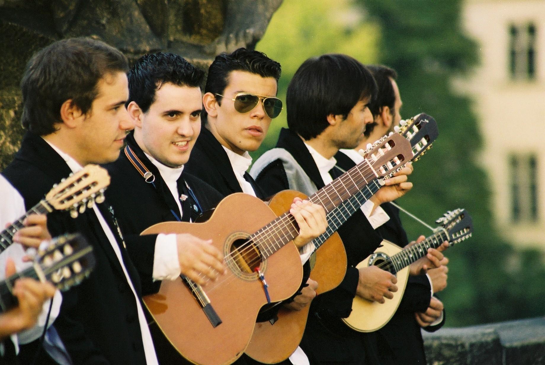 Portugezen uit Coimbra