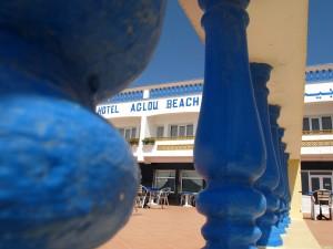 Hotel Aglou Beach