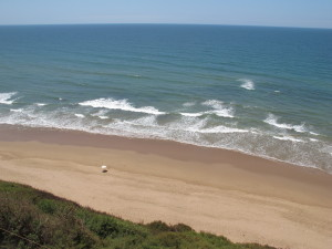 Sidi Ifni strand