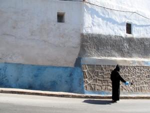 Straat Sidi Ifni